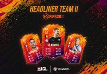 Prediksi Headliners Team II di FIFA 20 FUT: Nama Besar Bercokol