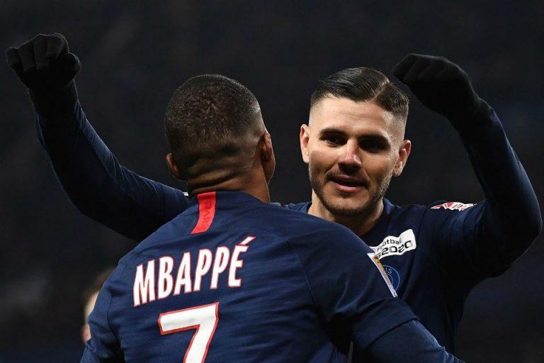 PSG ke Semifinal Piala Liga Prancis, Icardi Tampil Mengesankan