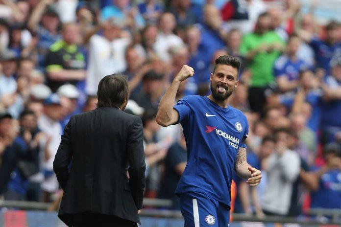 Inter dan Chelsea Sepakat, Sinyal Giroud Merapat Makin Kuat