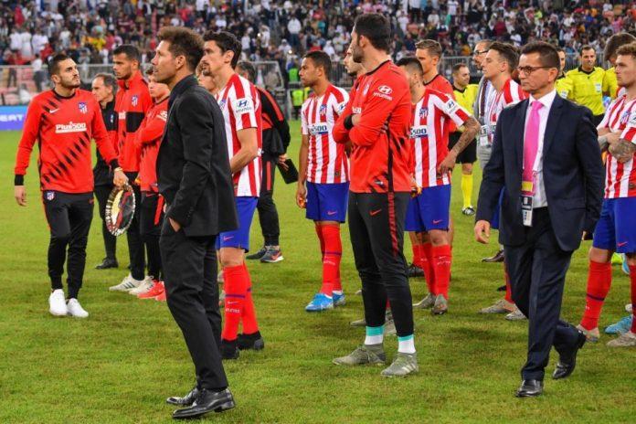 Jadi Aktor Utama Kekalahan Atletico, Simeone Tak Marah Kepada Valverde