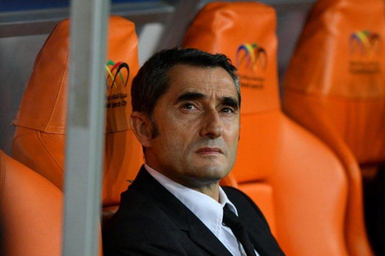 Punya Rekor Mentereng, Barcelona Menyesal Pecat Valverde?
