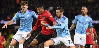 Jelang Derby Manchester, Guardiola Waspadai Serangan Cepat Tuan Rumah