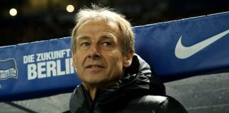 Juergen Klinsmann Latih Hertha Berlin Tanpa Lisensi Kepelatihan