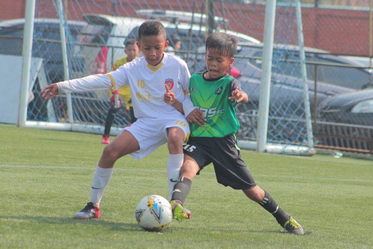 Hasil B'League U-10: Bemo FC Menang Tips dan BAFC Tahan Imbang Friz