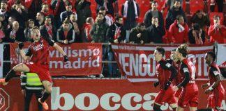 Kejutan! Singkirkan Sevilla, CD Mirandes Lolos Perempatfinal Copa Del Rey