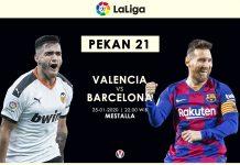 La Liga 19-20 (Valencia-vs-Barcelona)