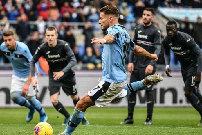 Mantan Pesakitan Dortmund Jadi Inspirator Pesta Gol Lazio