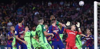 Libas Leganes 5-0, Barcelona Lolos ke Perempatfinal Copa Del Rey