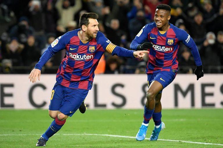 Quique Setien Berhutang Pada Lionel Messi