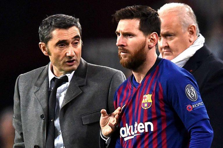 Messi Doakan Valverde Sukses di Masa Mendatang
