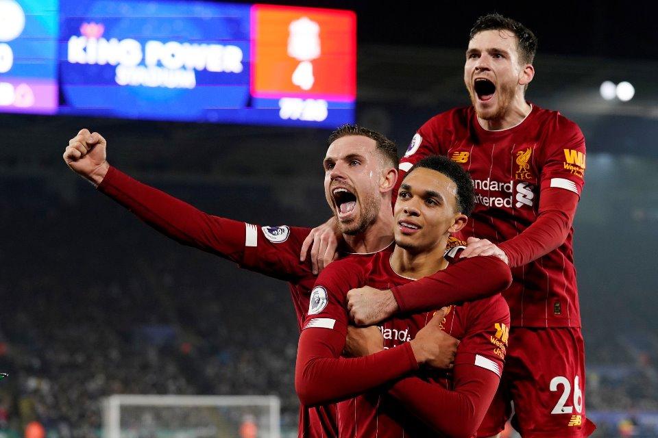 Liverpool Disebut Bakal Samai Rekor Tak Terkalahkan Arsenal