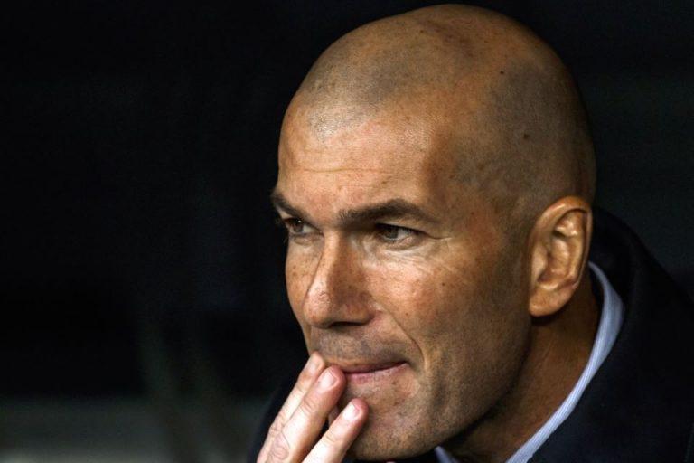 Zidane Tak Tahu Alasan Performa Real Madrid yang Buruk