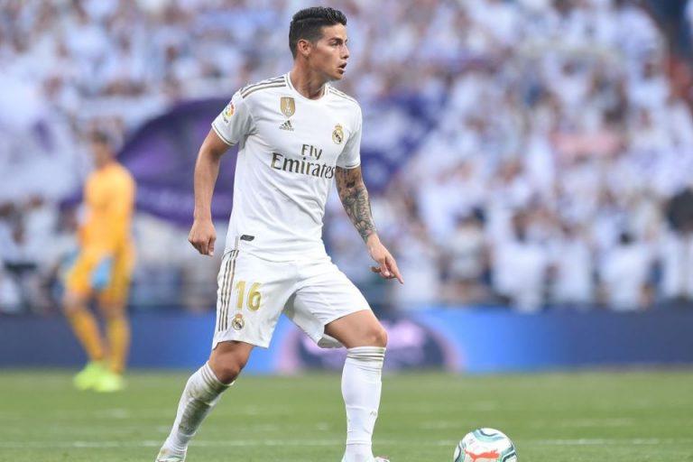 Madrid ke Arsenal: James Hanya Kami Lepas Dengan Status Permanen