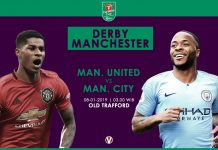 Manchester United vs Manchester City Carabao-Cup