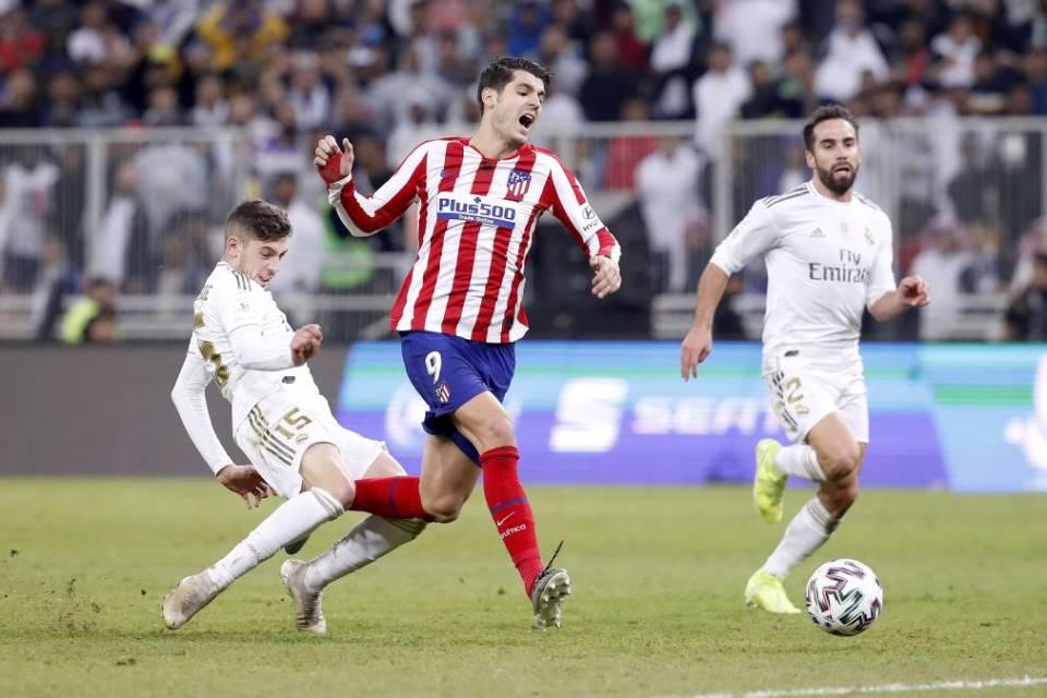 Meski Diganjar Kartu Merah, Valverde Tetap Raih Gelar Man of The Match
