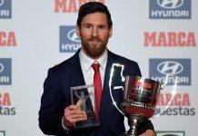 Koleksi Gelar Individu Messi Kembal Bertambah!