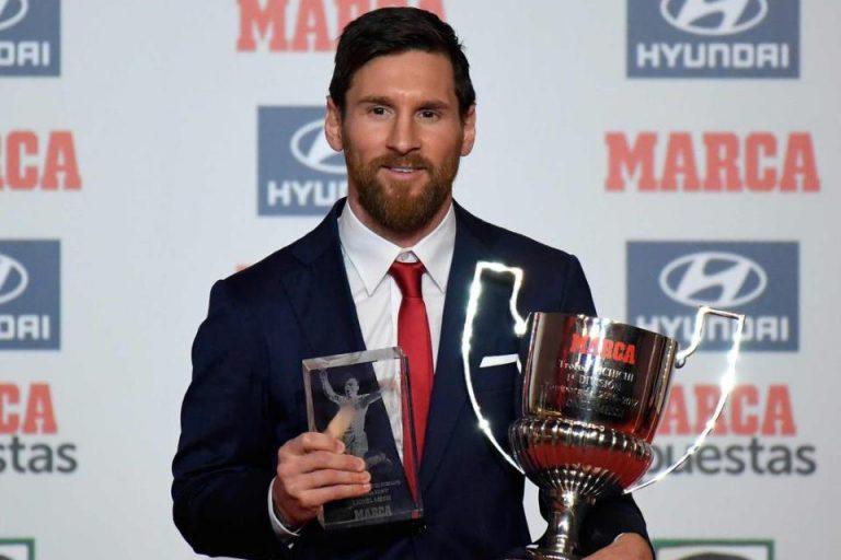 Messi Jadi Pemain Sepakbola Pertama Yang Raih Penghargaan Ini