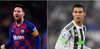 Ronaldo dan Messi Tak Mungkin Bermain Satu Tim, Kenapa?