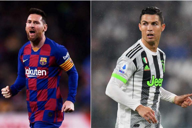 Karena Messi, Ronaldo Paksa Dirinya Agar Terus Berkembang