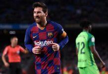 Messi Tembus 500 Kemenangan dan 500 Gol Di Barcelona