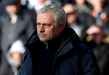 Mourinho Mendapat Penolakan dari Para Pemain Spurs