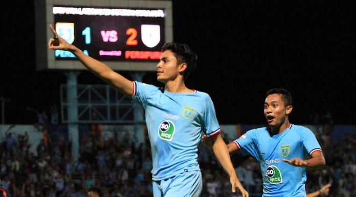 Muhammad Ridwan Mendarat ke PSIS Semarang