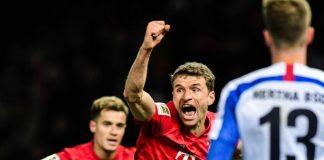 Muller Ukir Rekor Baru, Tak Pernah Absen Cetak Gol Dalam 12 Musim Beruntun