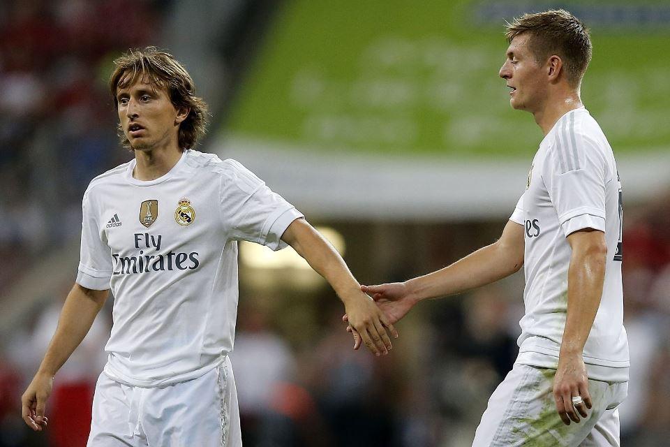 Naikkan Tawaran, Madrid Sodorkan Rp 653 M Plus 4 Pemain Tuk Pogba