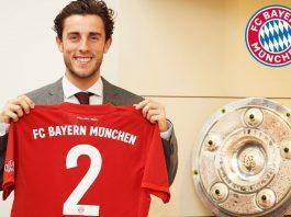 Bayern Munchen Dapatkan Amunisi Segar di Lini Belakang