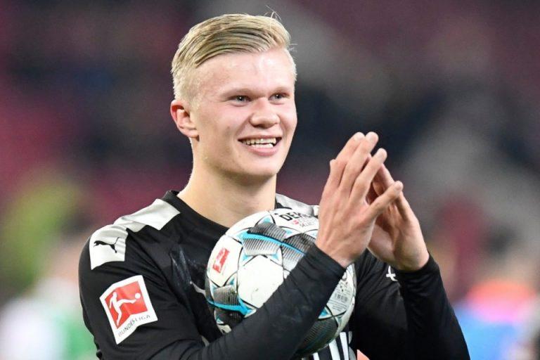 Pelatih Dortmund: Di Sesi Latihan Saja, Haaland Begitu Haus Gol