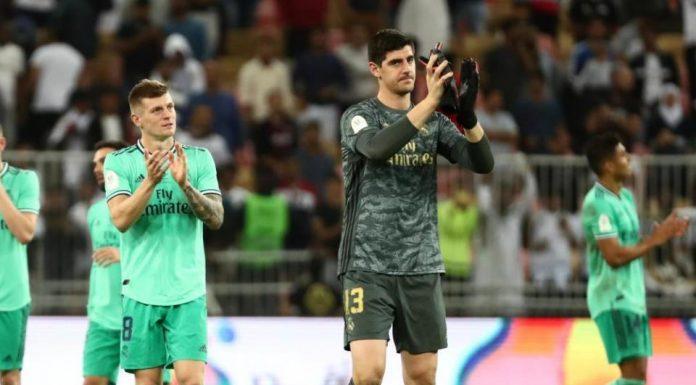Performanya Bantu Madrid Puncaki Klasemen, Courtois Merendah