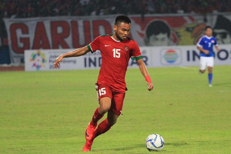 Persija Kibarkan Bendera Putih Untuk Saddil Ramdani