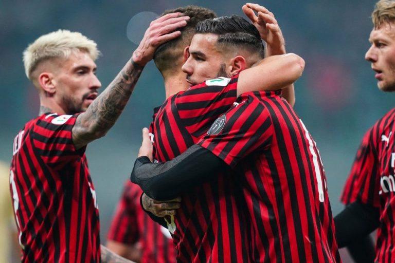 Perubahan Formasi Jadi Momen Kebangkitan Milan