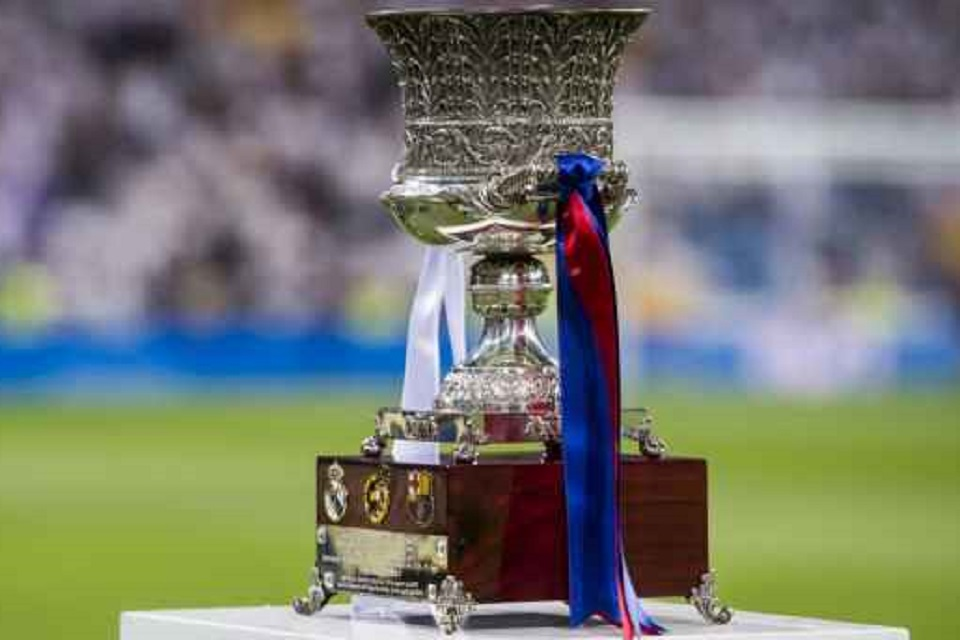 Format Baru, Buat Final Piala Super Spanyol Cetak Sejarah