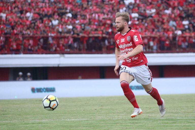 Bomber Bali United Siap Tempur di Liga Champions Asia