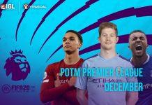 Prediksi Player of the Month Premier League Edisi Desember