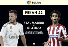 Preview Real Madrid vs Atletico Madrid Duel Beda Misi, Satu Tujuan