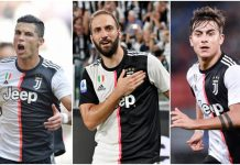 Trio Mematikan Juventus Bakal Absen Kontra Cagliaro?