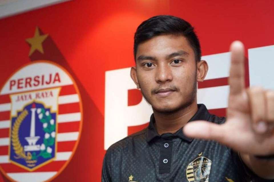 Persija Resmi Berikan Kontrak Jangka Panjang Tuk Striker Timnas U-22