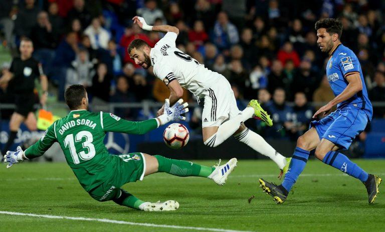 Data dan Fakta Jelang Duel Getafe vs Real Madrid