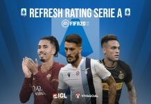 Deretan Pemain yang Mendapatkan Refresh Rating di Serie A