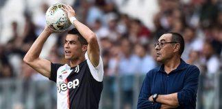 Sarri Sebut Ronaldo Bisa Pecahkan Banyak Masalah di Juventus