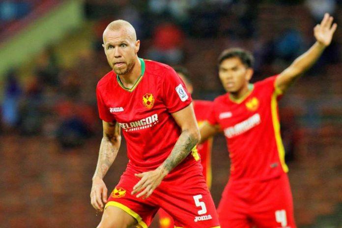 Tim Malaysia Permak Habis Persib Bandung