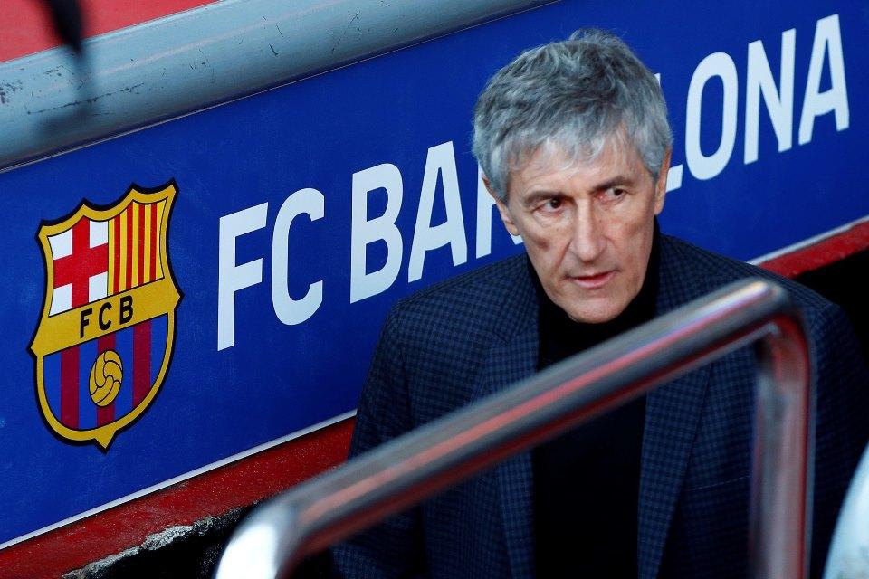 Setien Pastikan Barcelona Bakal Mainkan Total Football Ala Johan Cruyff