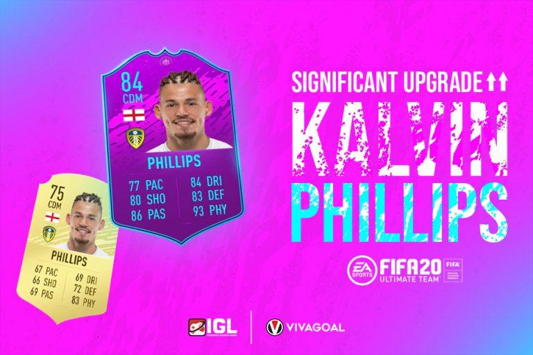 Bintang Leeds United Alami Peningkatan Pesat di Game FIFA 20