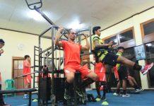 Skuad Belum Lengkap, Persija Fokuskan Latihan di Tempat Gym