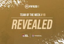 Terkuak Sudah Team of the Week Pekan ke-19 FIFA 20