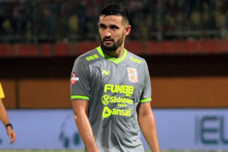 Tampil Memukau, Javlon Dipertahankan Borneo FC