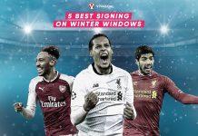 5 Fakta Transfer Terbaik di Bulan Januari