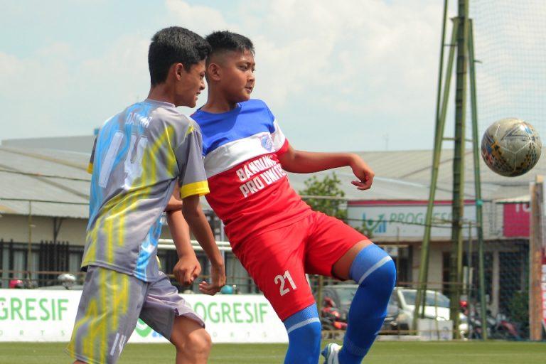 Young Tigers U-12 Raih Poin Maksimal